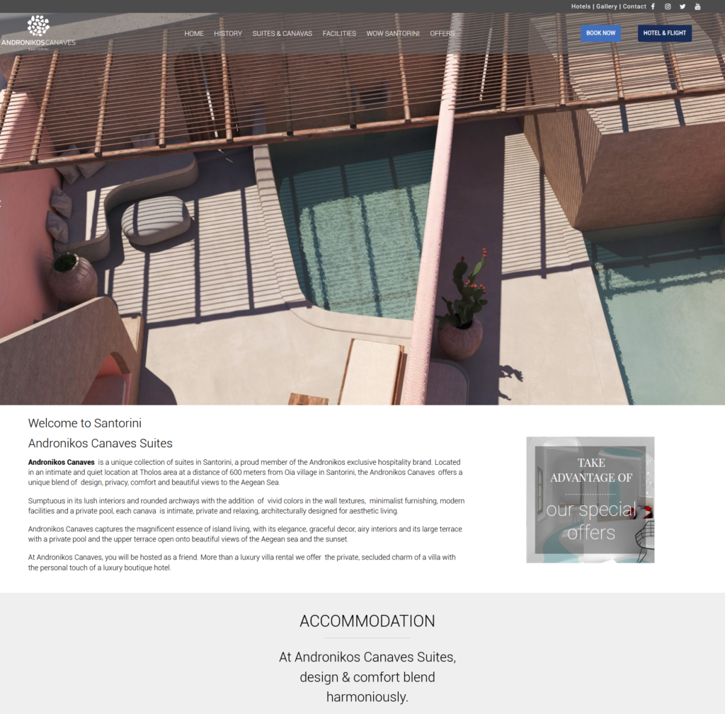 andronikos canaves website